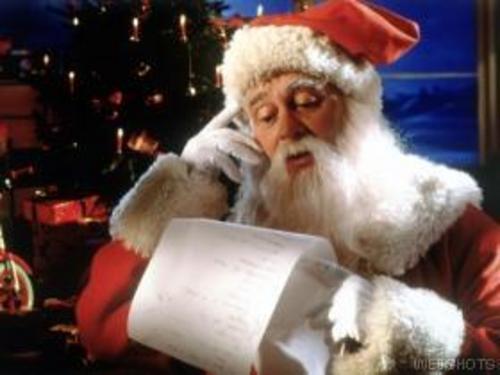 La nostra lettera a Babbo Natale