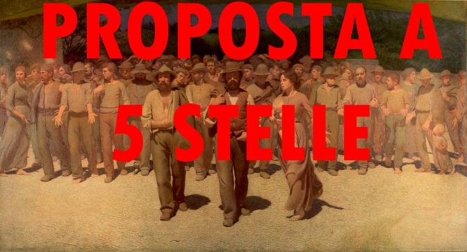 Protesta Agricoltori: una proposta a 5 stelle!
